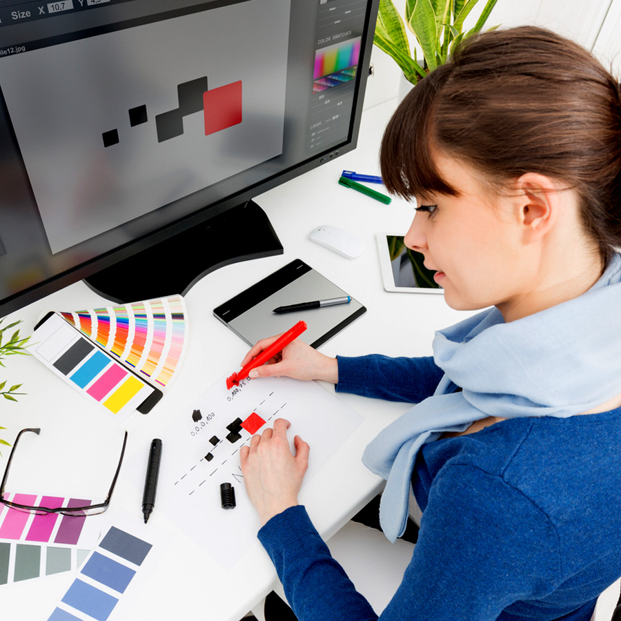 graphic designing agency in New York